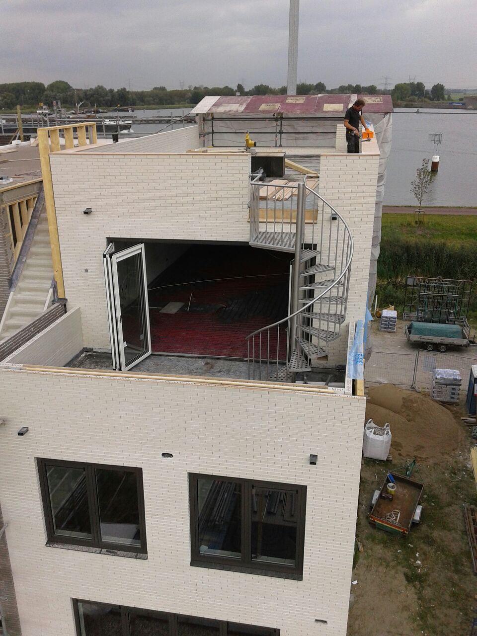 Nieuwbouw Woonhuis Zeeburgereiland 6