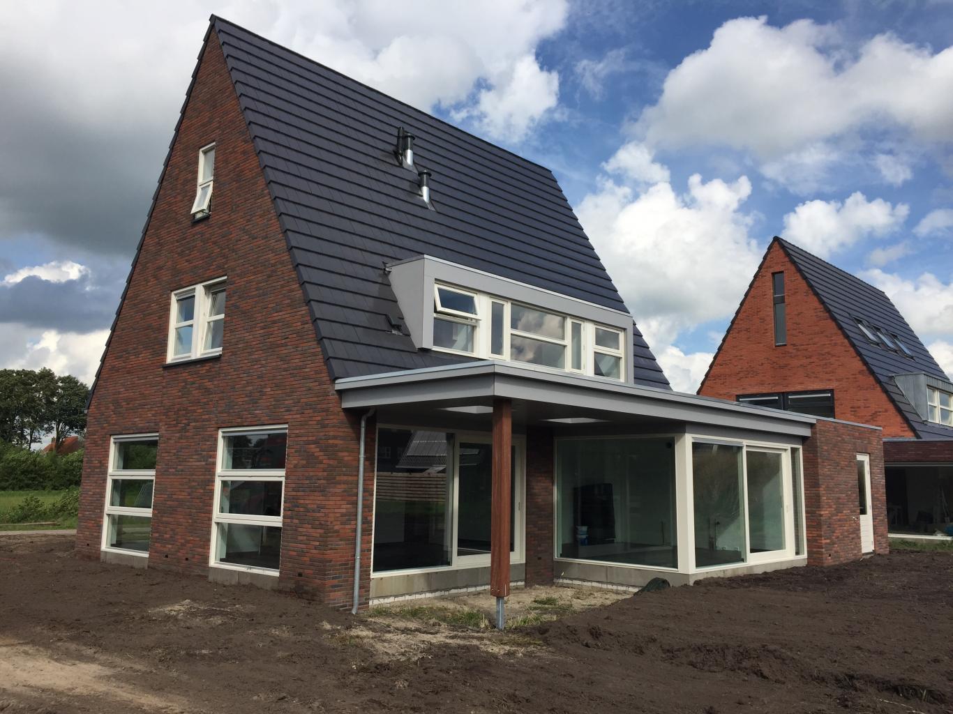 Nieuwbouw Rosa Manusweg Heerenveen