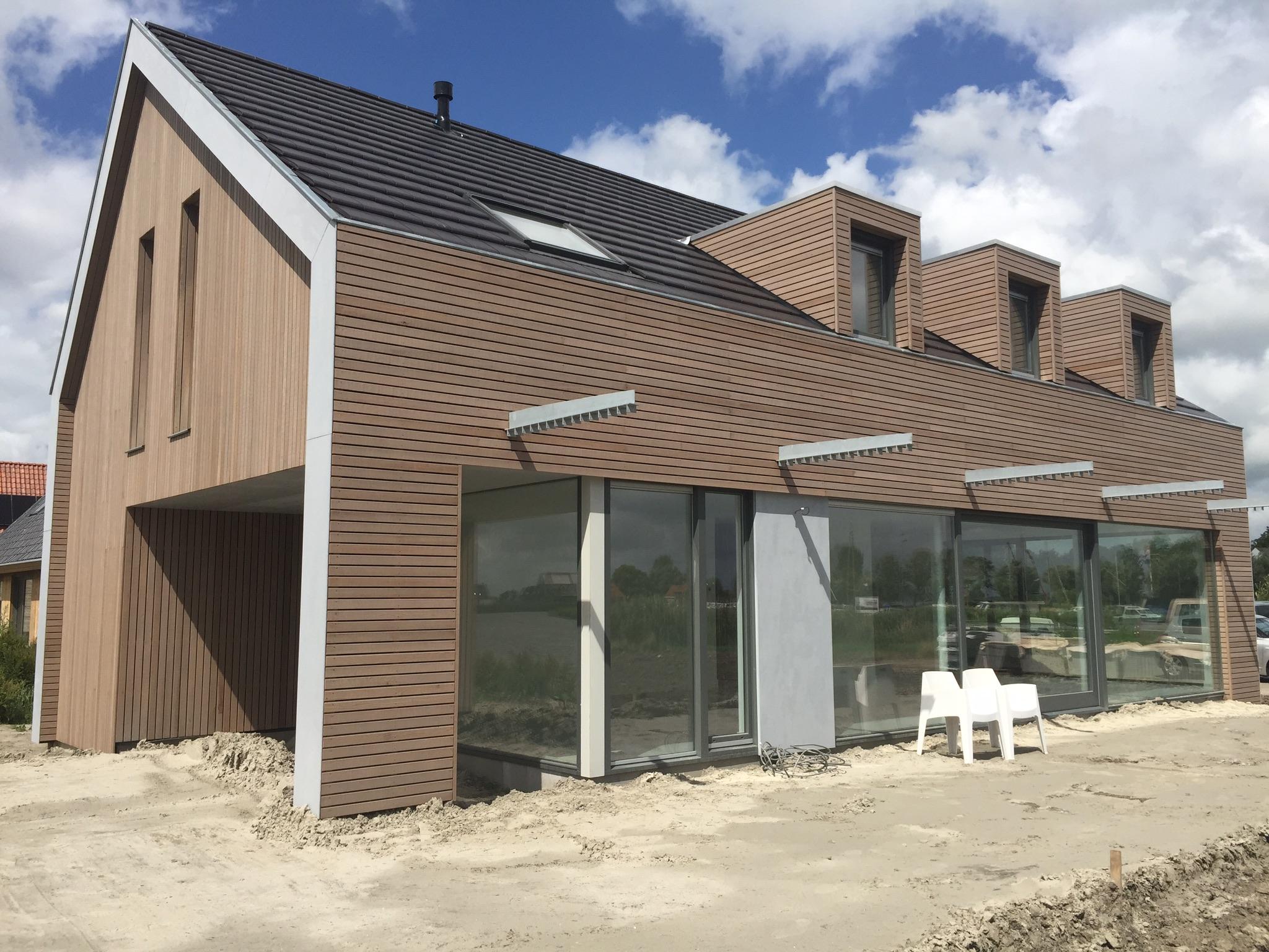 Nieuwbouwwoning Te Warga 4