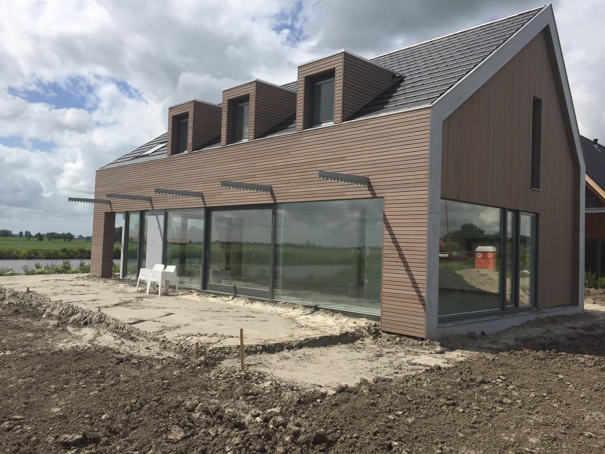 Nieuwbouwwoning Te Warga 8