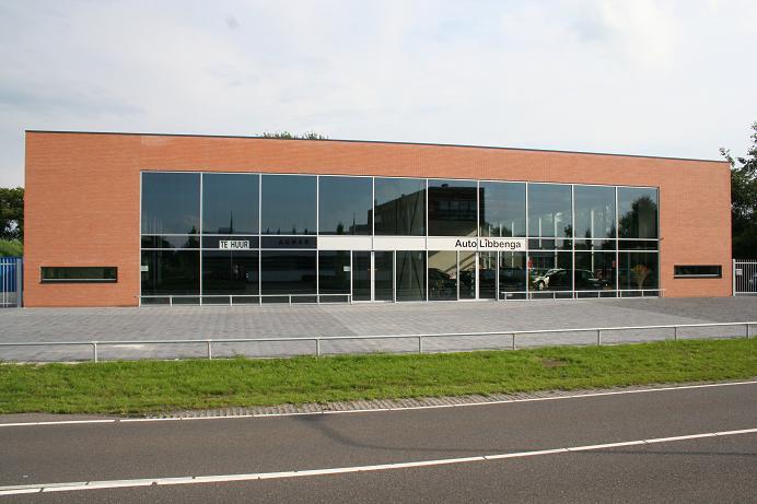 Bedrijfspand Libbenga te Heerenveen