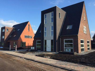 Twee Nieuwbouwwoningen Te Heerenveen