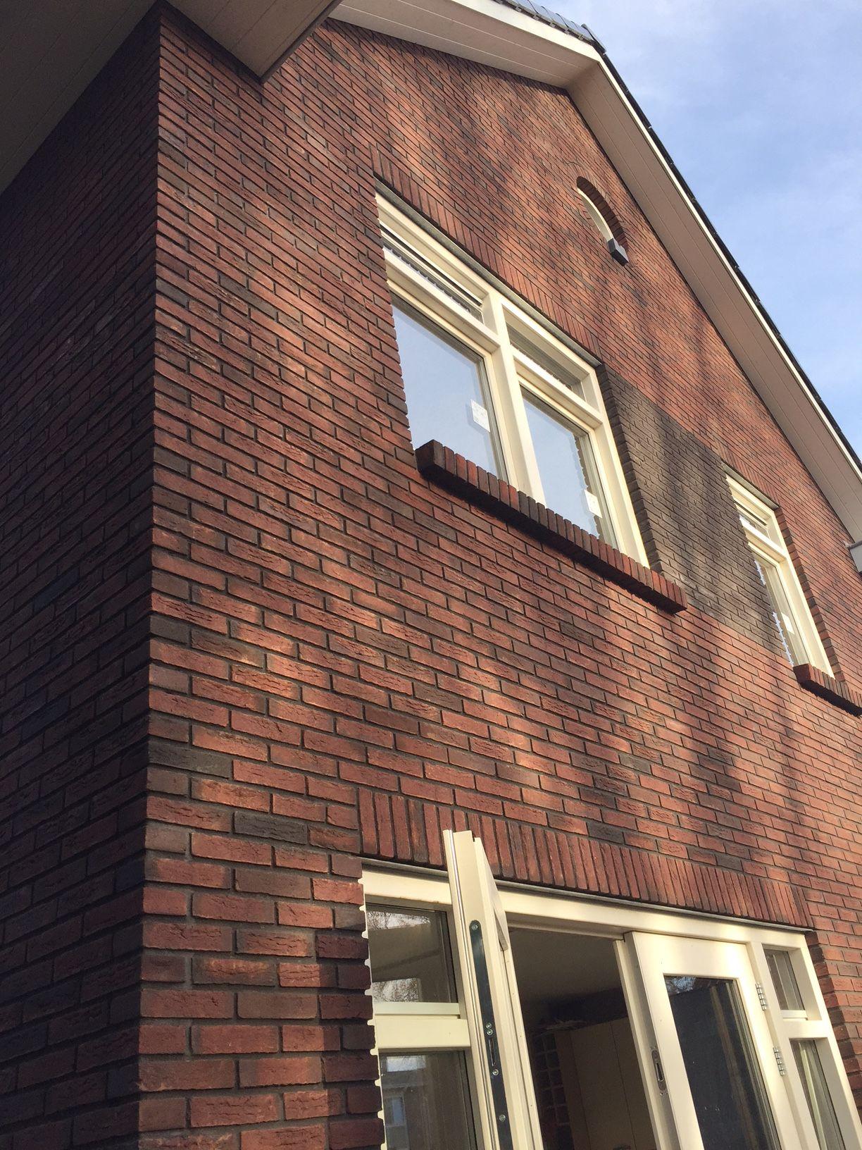 Verbouw Woonhuis Anjelierstraat Achtergevel Nieuw