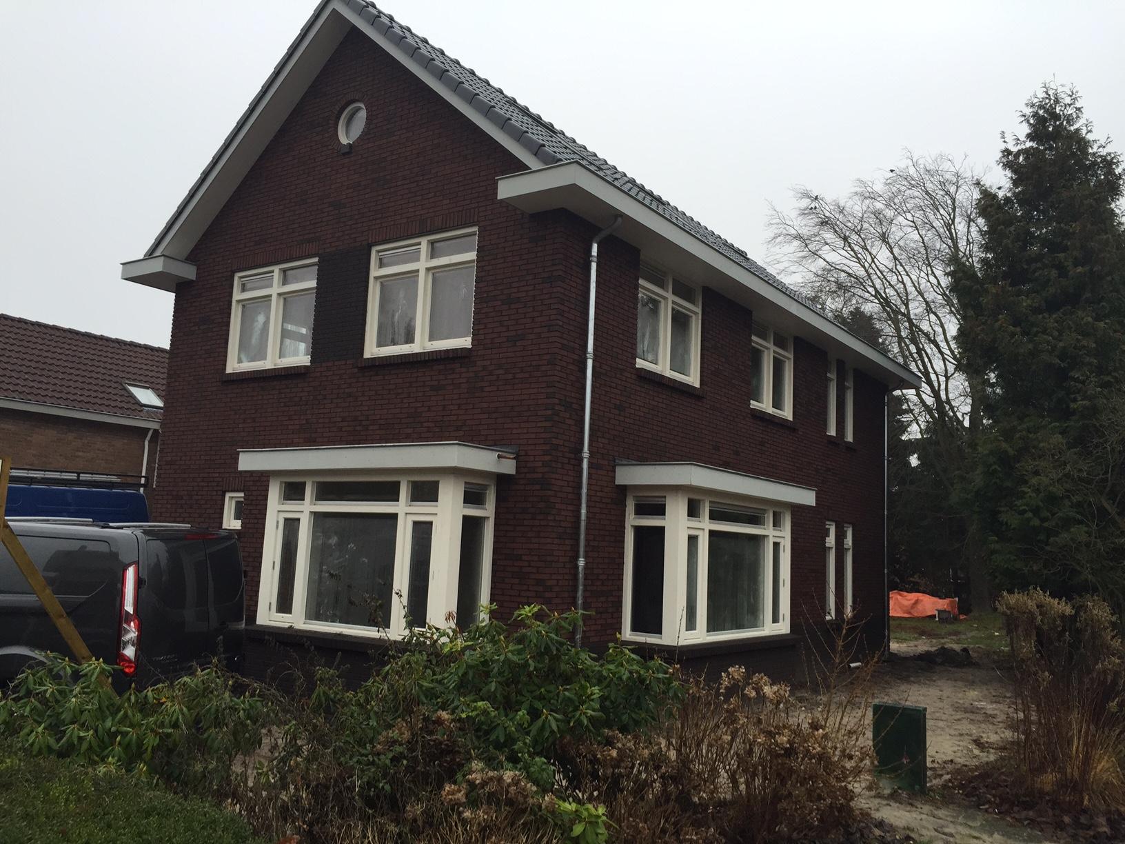 Verbouw Woonhuis Anjelierstraat Heerenveen
