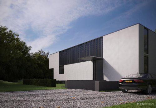 Moderne Villa Te Heerenveen