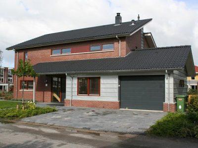 Nieuwbouwwoning Te Leeuwarden