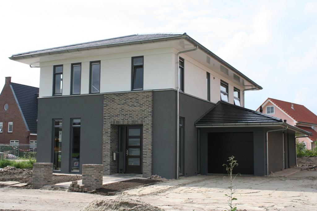 Woning Skoatterwâld Heerenveen Voorgevel