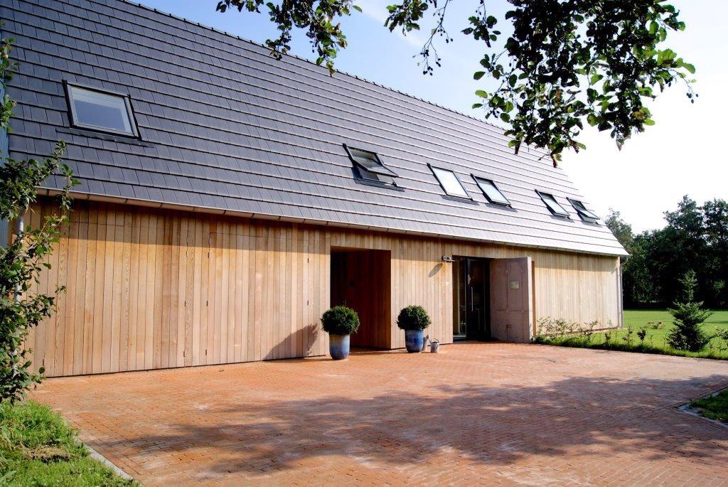 Schuurwoning Bouwen Kosten : Nieuwbouw schuurwoning te rottevalle de bouwhorst