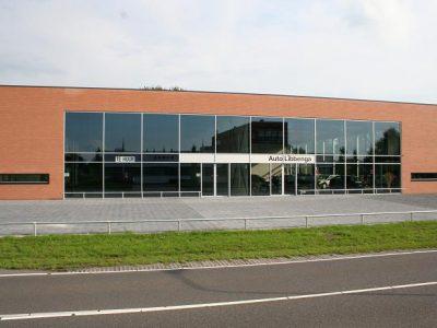 Nieuwbouw Bedrijfspand Libbenga Te Heerenveen