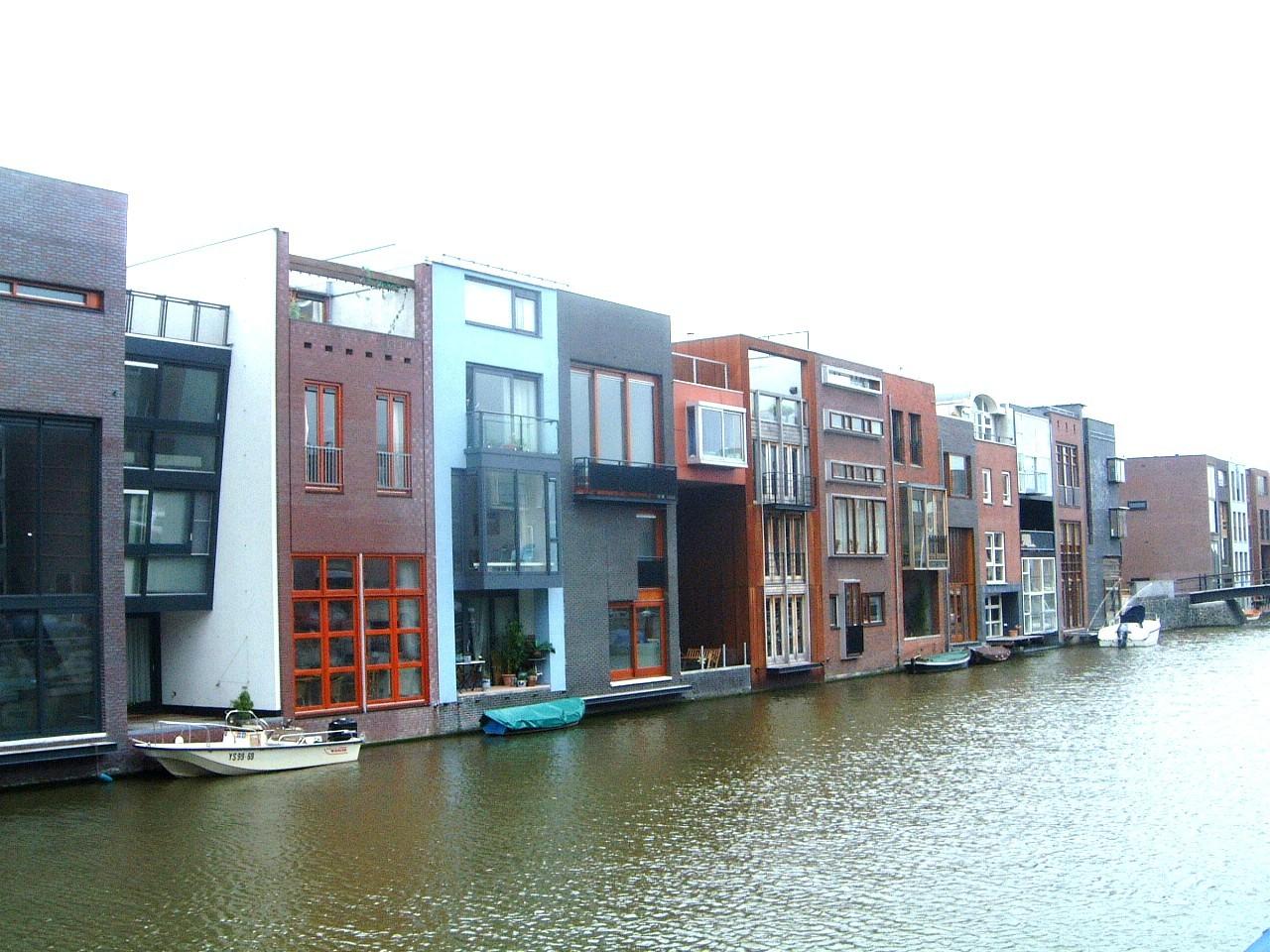 Scheepstimmermansstraat Amsterdam 3 Grachtenpanden