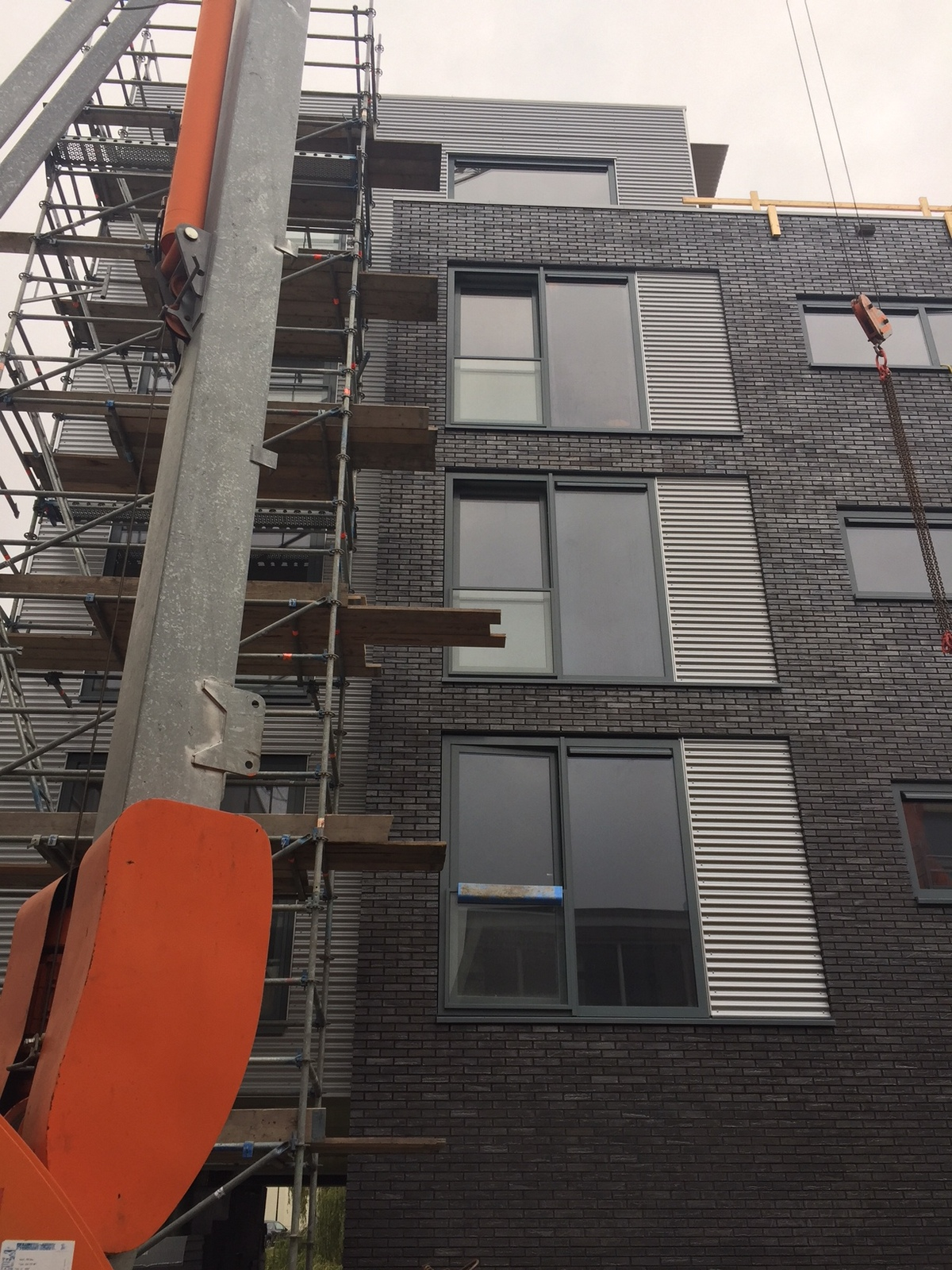 Nieuwbouw Appartementencomplex Groningen