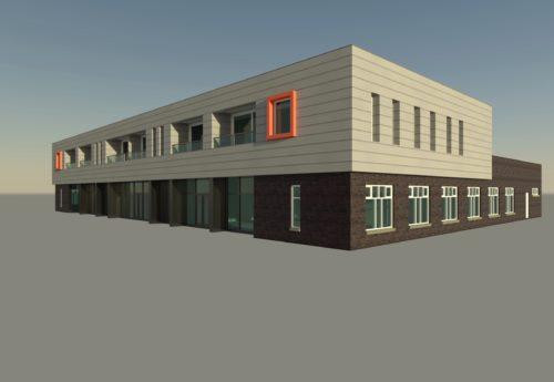 Verbouw Voormalig Rabobank Gebouw